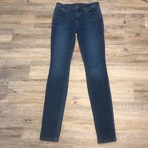 Joes Jeans Flawless Twiggy Tall Mid Rise Jean